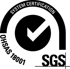 Prime Protection - Accréditation - SGS OHSAS 18001