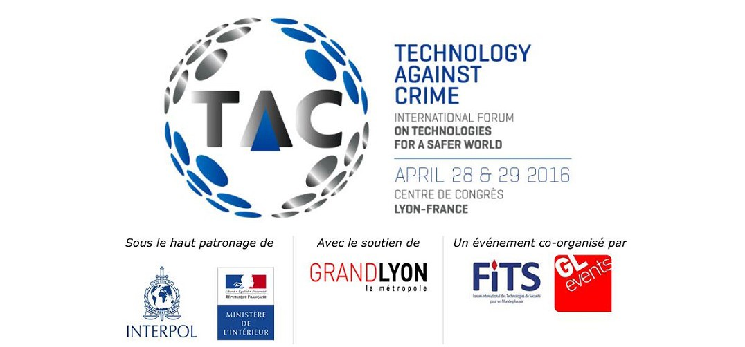 Prime Protection - Actualité - Présence au salon TAC (Technologie Against Crime) 2016